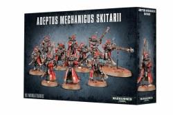 Adeptus Mechanicus: Skitarii Rangers