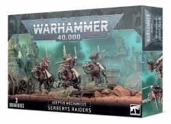 Adeptus Mechanicus: Serbery's Raiders