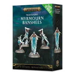 Age of Sigmar: Myrmourn Banshees