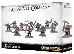 Kharadron Overlords : Arkanaut Company
