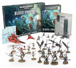 Aeldari Blood of the Phoenix