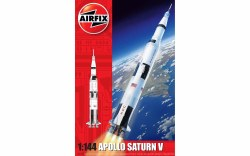 1/144 Apollo Saturn V Rocket Plastic Model Kit