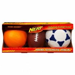 Nerf: Sports: Mini Multi-Pack