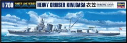 1/700 IJN Heavy Crusier Kinugasa Plastic Model Kit