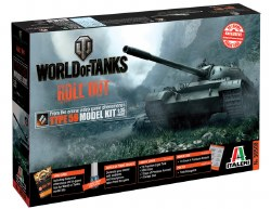 1/35 World of Tanks - Roll Out - Chinese Tank type 59