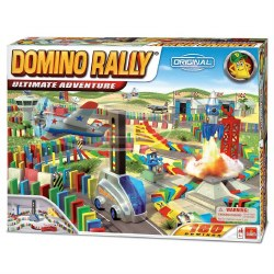 Domino Rally: Ultimate Adventure