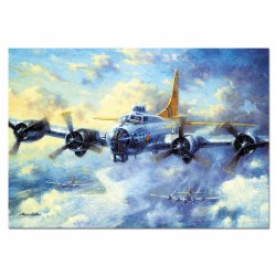 B17G Flying Fortress Puzzle - 1000pc