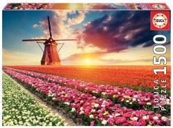 Tulips Landscape - 1500pc