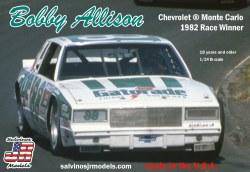 1/24 Bobby Allison's 1982 Monte Carlo Winner