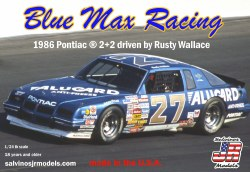1/24 Blue Max Racing 1986 Pontiac 2+2