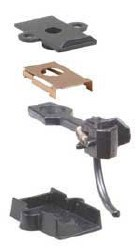 #5 Knuckle M-M Couplers  - HO Scale