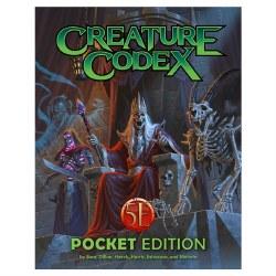 5E: Creature Codex (Pocket Edition)