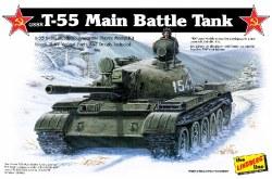 1/35 USSR T55 Tank