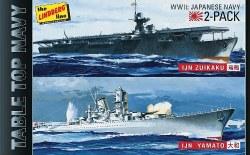 1/1200 IJN Yamato & Zuikaku