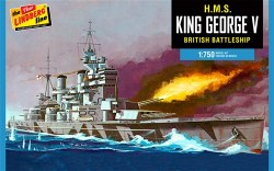 1/750 HMS King George V