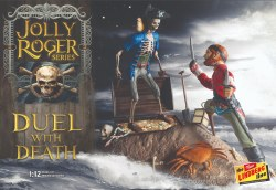1/12 Jolly Roger Series: Duel with Death 2T Plastic Model Kit