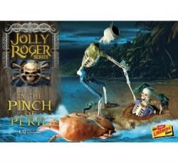 1/12 Jolly Roger Series: In the Pinch of Peril Plastic Model Kit