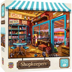 Henry's General Store 750pc