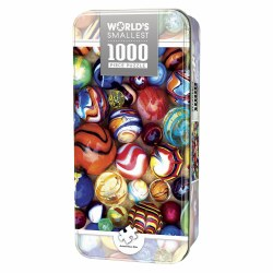 World's Smallest 1000 piece Puzzle: All My Marbles
