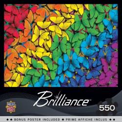 Fluttering Rainbow 550pc