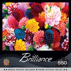 Beautiful Blooms 550pc