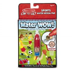 Water Wow: Sports