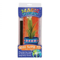 Magic Snap Flower Pot Wand