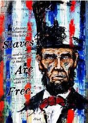 Abraham Lincoln 1000pc Puzzle