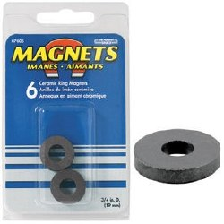 Ring Magnets (6 count)