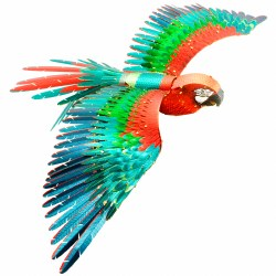 Iconx - Parrot, Jubilee Macaw