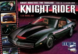 "1/25 1982 Firebird, ""Knight Rider"" Plastic Model Kit"