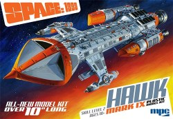 1/72 Space 1999: Hawk MK IX  Model Kit