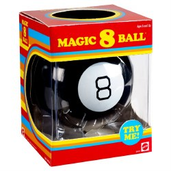 Magic 8 Ball Retro