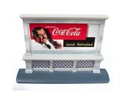 1/87 Billboard Coca Cola