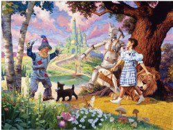 The Wizard of Oz 350pc