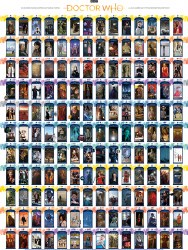 Doctor Who: Episode Guide 1000pc