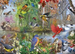 Birds of the Season