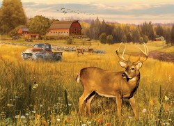 Deer Field 500pc