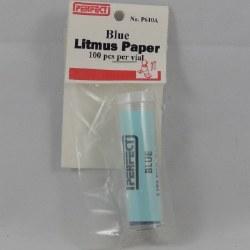 Litmus Test Paper Blue