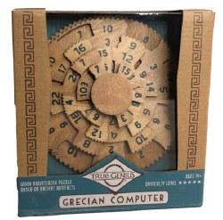 Grecian Computer Puzzle