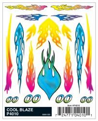 Decal - Dry Transfer: Cool Blaze