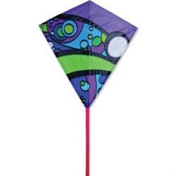 "30"" Diamond Kite - Cool Orbit"
