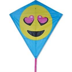 """30"""" Diamond Kite - LUV"""