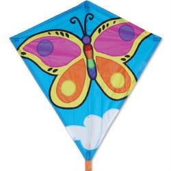 "30"" Diamond Kite - Briliant Butterfly"