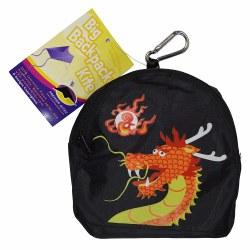 Big Back Pack Sled Dragon