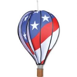 "22"" Hot Air Balloon, Patriotic"