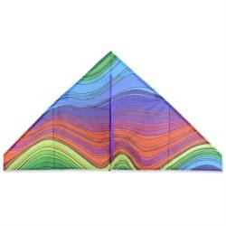 """56"""" Delta Kite - Electromagnetic Rainbow"""