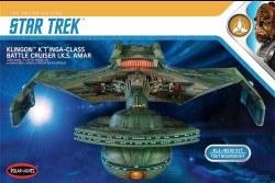 1/350 Star Trek Klingon K'T'INGA Plastic Model Kit