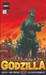 1/250 Godzilla (Snap) Plastic Model Kit