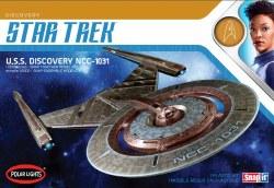1/2500 Star Trek U.S.S. Discovery NCC-1031 Plastic Model Kit